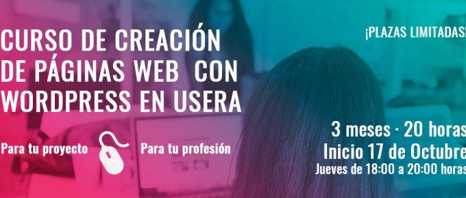 Curso presencial de Wordpress en Madrid