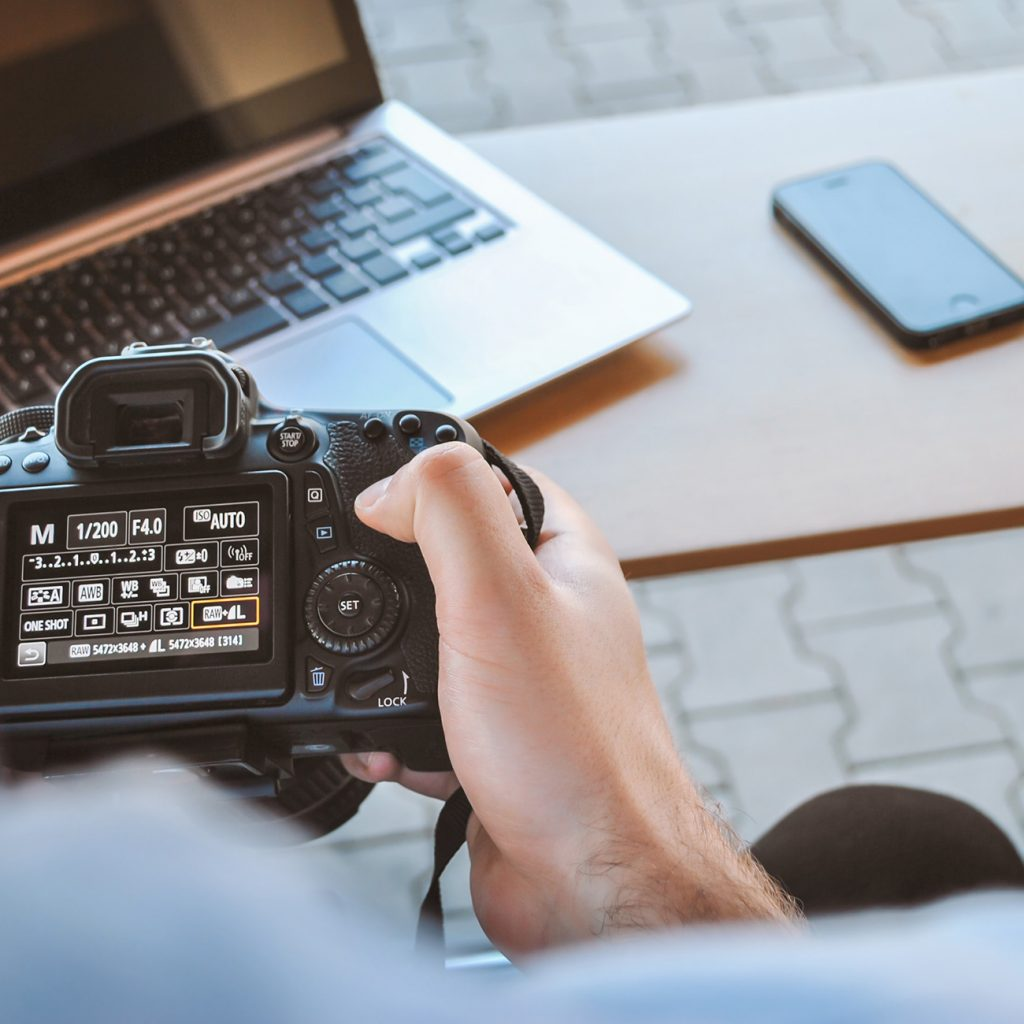 Curso de fotografía en Usera
