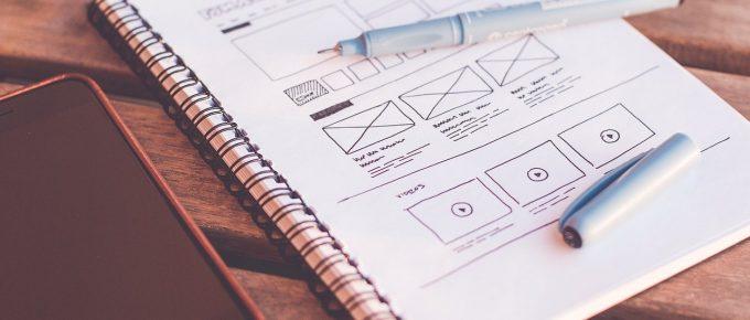 diseñar la estructura y navegación de una web